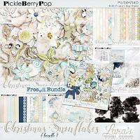 Christmas Snowflakes Bundle with FWP Bonus