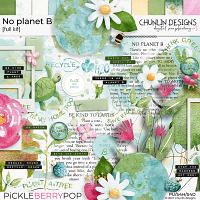 No planet B  - full kit