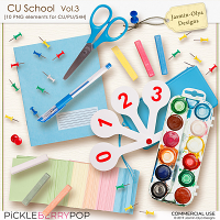 CU School Vol.3 (Jasmin-Olya Designs)