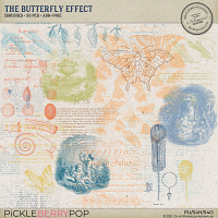 The Butterfly Effect Brushes