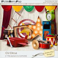 CU Circus Vol.1 (Jasmin-Olya Designs)