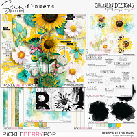 Sunflowers - bundle