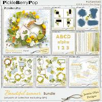 Beautiful summer - BUNDLE (Jasmin-Olya Designs)