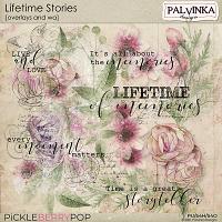 Lifetime Stories Overlays and WA