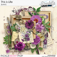 This is Life (full kit) by Simplette