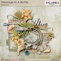 Message In A Bottle Add On
