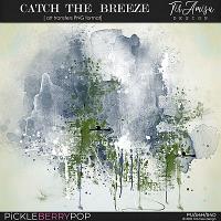 Catch The Breeze ~ art transfers