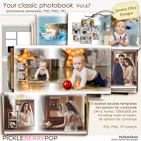 Your classic photobook Vol.67 (Jasmin-Olya Designs)