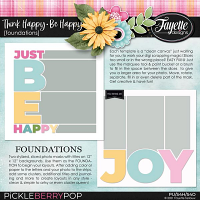 Think Happy • Be Happy: Foundations