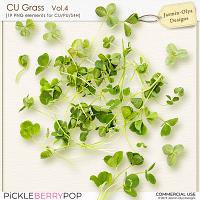 CU Grass Vol.4 - clover (Jasmin-Olya Designs)