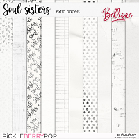 SOUL SISTERS   extra papers by Bellisae