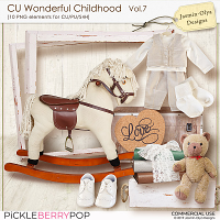 CU Wonderful childhood Vol.7 (Jasmin-Olya Designs)