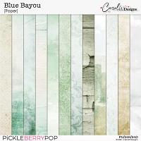 Blue Bayou-Paper