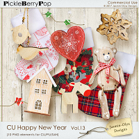 CU Happy New Year Vol.13 (Jasmin-Olya Designs)