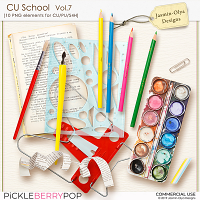 CU School Vol.7 (Jasmin-Olya Designs)