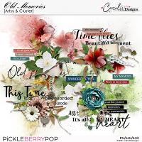 Old Memories-Artsy & Clusters