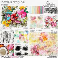 Hawaii Tropical Bundle with Bonus by Lara's Digi World