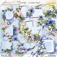 Among the flowers - Clusters Vol.1 (Jasmin-Olya Designs)
