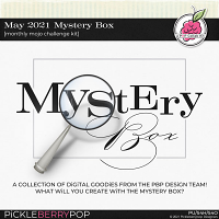 May 2021 Mystery Box