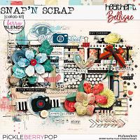 Snap 'N Scrap, A Berry Blends Collab Kit
