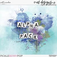 Wild Meadow Alpha Pack