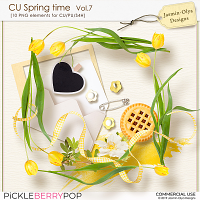 CU Spring time Vol.7 (Jasmin-Olya Designs)
