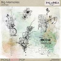 Big Memories Stamps