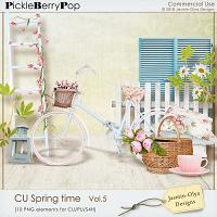 CU Spring time Vol.5 (Jasmin-Olya Designs)