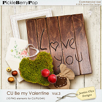 CU Be my Valentine Vol.3 (Jasmin-Olya Designs)
