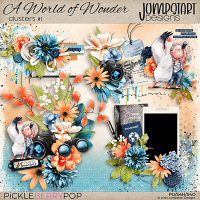 A World of Wonder {Clusters #1}