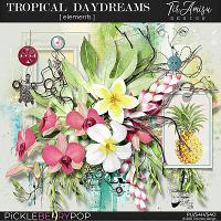 Tropical Daydreams ~ Basic Kit