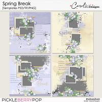 Spring Break-Templates