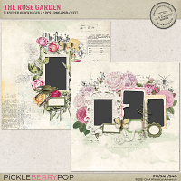 The Rose Garden Layered Quickpages