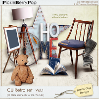 CU Retro set Vol.1 (Jasmin-Olya Designs)