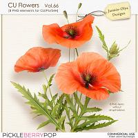 CU Flowers Vol.66 (Jasmin-Olya Designs)