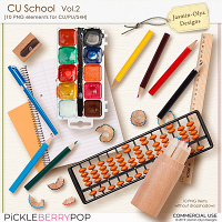 CU School Vol.2 (Jasmin-Olya Designs)