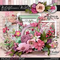 Wildflower Wishes: Kit #2