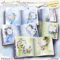 Among the flowers - Photobook QPs Vol.1 (Jasmin-Olya Designs)