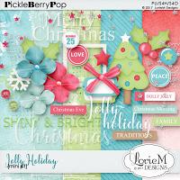 Jolly Holiday Mini Kit