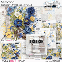Sensation (collection with FREE pack) by Simplette