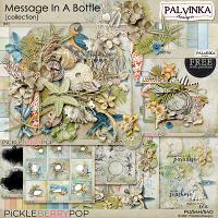 Message In A Bottle Collection