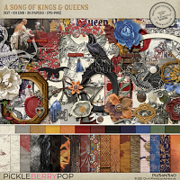 A Song Of Kings And Queens Kit