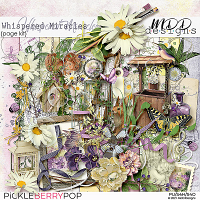 Whispered Miracles (Page Kit)