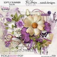 Softly Summer, A Berry Blends Collab Kit