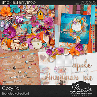 Cozy Fall Bundled Collection with FWP Bonus