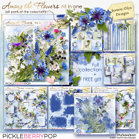 Among the flowers - All in One (Jasmin-Olya Designs)