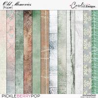 Old Memories-Paper