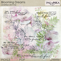 Blooming Dreams Overlays and WA