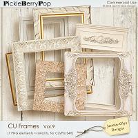 CU Frames Vol.9 (Jasmin-Olya Designs)
