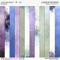 Lavender & co  - papers